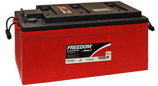 Bateria Estacionária Freedom DF4001 (220 Ah)