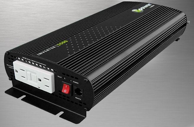 Inversor Offgrid Onda Modificada - Xantrex – 1500 W / 12Vcc / 127Vca XPower1500