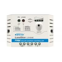 Controlador de Carga PWM de 10A (12V/24V) LS1024E