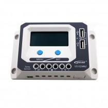 Controlador de Carga PWM com display de 10A (12V/24V) VS1024AU