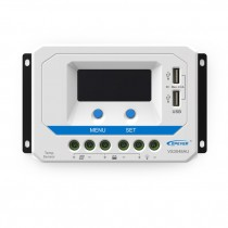 Controlador de Carga PWM com display de 30A (12/24/36/48V) VS3048AU