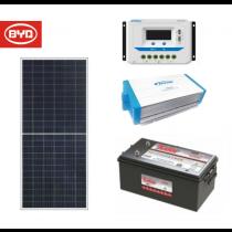 Kit Gerador de Energia Solar Offgrid 1,34 kWp – Produção de até 4550 Wh/dia