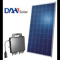 Kit Gerador de Energia Solar 0,33 kWp QS1 (220V) – Produção de até 55 kWh/mês*