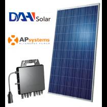 Kit Gerador de Energia Solar 0,33 kWp QS1 (220V) – Produção de até 62 kWh/mês*