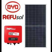 Kit Gerador de Energia Solar 2,01 kWp (220V) – Produção de até 338 kWh/mês*