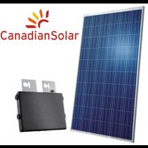 Kit Gerador de Energia Solar 0,355 kWp YC600 (220V) – Produção de até 55 kWh/mês*