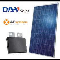 Kit Gerador de Energia Solar 0,33 kWp YC600 (220V) – Produção de até 62 kWh/mês*