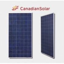 Painel Solar Fotovoltaico Canadian Solar CS6U-330P (330 Wp) PACK 4UN.