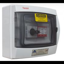 Caixa de Proteção CC - String Box - Proauto Dehn - 1000V - 01 ou 02 Entradas / 01 Saída