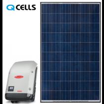 Kit Gerador de Energia Solar 3,3 kWp (220V) – Produção de até 453 kWh/mês*
