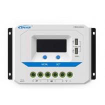 Controlador de Carga PWM com display de 60A (12V/24V) VS6024AU