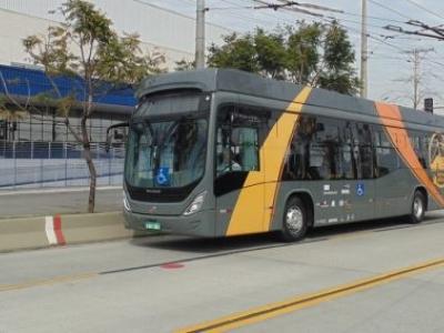 Ônibus elétrico movido à energia solar será utilizado na UFSC