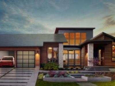 Tesla revela sua inovação mais recente: o telhado solar