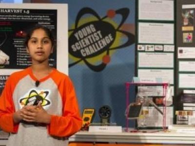 Jovem de 13 anos cria dispositivo que gera energia limpa por R$16