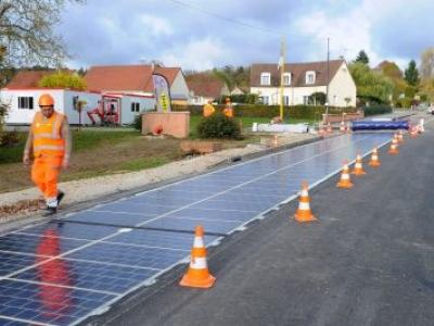 Painéis solares integrados às ruas serão implantadas em 4 continentes ano que vem