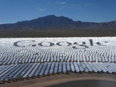 Google funcionará inteiramente com energia 100% renovável a partir de 2017