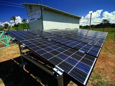 Energia solar na Amazônia traz desenvolvimento