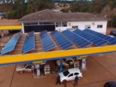 Postos Biasi são os primeiros do setor a receberem o Selo Solar