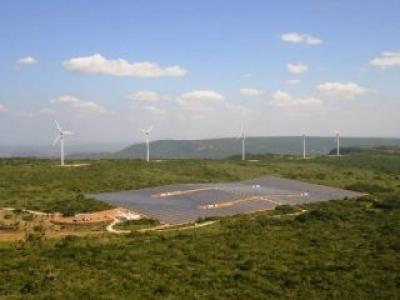 Usinas de energia solar na Bahia contribuem para o fornecimento de energia no Brasil