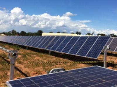 BNDES aprova primeiro financiamento para geração de energia solar, no valor de R$ 529,039 milhões