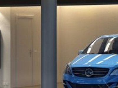 Mercedes-Benz e Vivint vão lançar baterias para casas