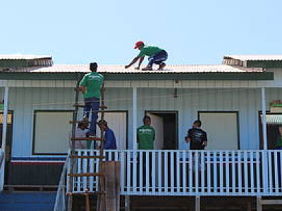 Energia solar ilumina reserva extrativista na Amazônia
