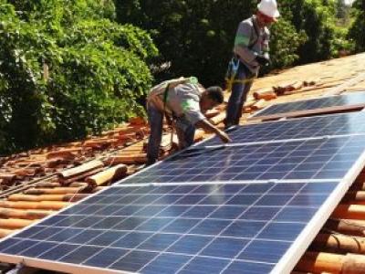 Fundação Abrigo São Lucas ganha sistema de energia solar