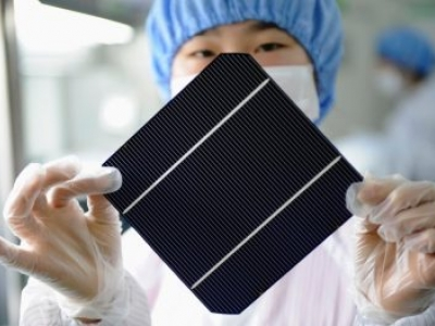China deve elevar em 25% produção de painéis de energia solar em 2017
