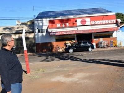 Empresário reduz conta de luz de R$ 9 mil para R$ 130 com energia solar