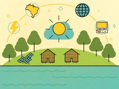 Como levar energia às comunidades isoladas da Amazônia