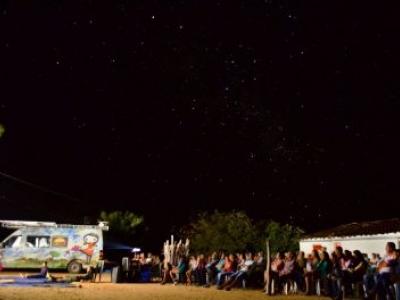 Cantagalo, RJ, vai receber projeto itinerante de exibição de filmes através de energia solar