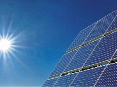 Região entra na era da usina solar