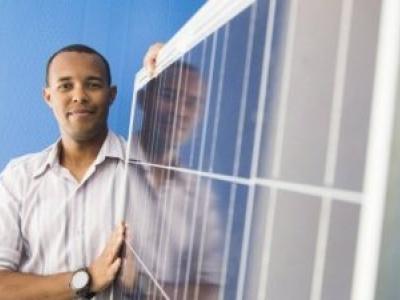 Captação de energia solar cresce 300% em ano de crise