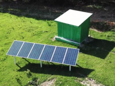 Projeto Off-grid Chácara Agudos - SP