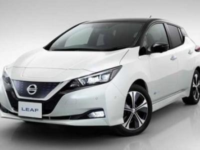 Donos do novo Nissan Leaf no Japão terão painéis solares gratuitos