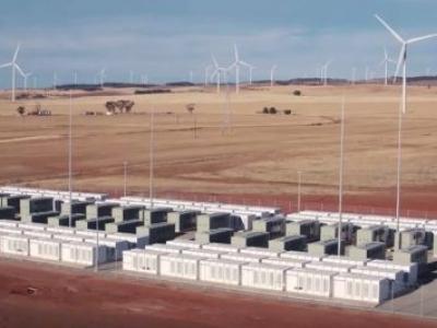 A enorme bateria da Tesla na Austrália já gerou $1 milhão de lucro