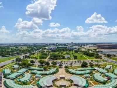 Brasília virou manchete internacional e desta vez por um bom motivo…
