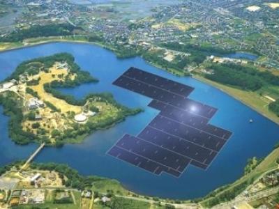 Maior gerador de energia solar do Japão é concluído em Ichihara, Chiba