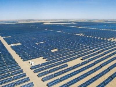 O maior projeto de energia solar do mundo será 100 vezes maior que qualquer outro no planeta