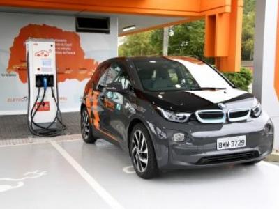 Primeira eletrovia do Brasil terá oito postos para carros elétricos em 700 km
