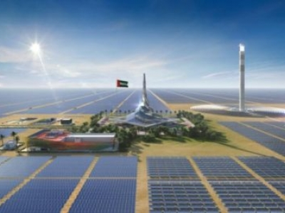 Dubai adiciona 200 MW de energia solar