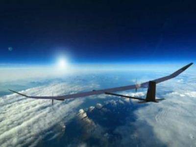 Empresas britânicas querem criar drone que voe durante um ano com energia solar
