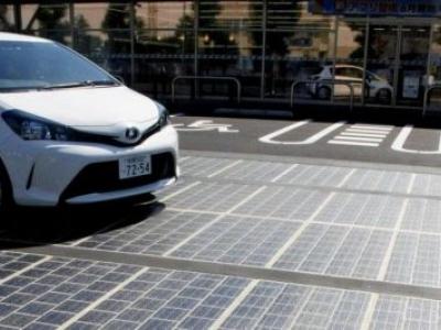 """Tóquio vai construir """"estradas solares"""""""