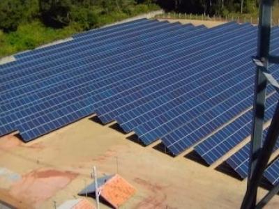 Avaliada em R$ 5 milhões, maior usina de geração de energia solar do Sul de Minas é inaugurada