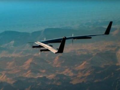 Facebook encerra projeto Aquila, o drone solar que ia levar internet às zonas remotas do planeta