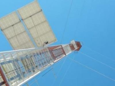 Projeto Off-Grid Torre de Vigilância Agudos - SP