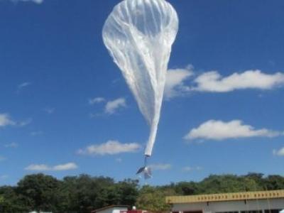 Alphabet vai usar balões para ampliar cobertura de internet rápida no Quênia
