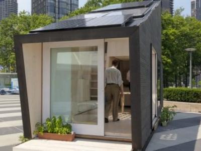ONU e Universidade de Yale apresentam projeto de habitação mínima sustentável
