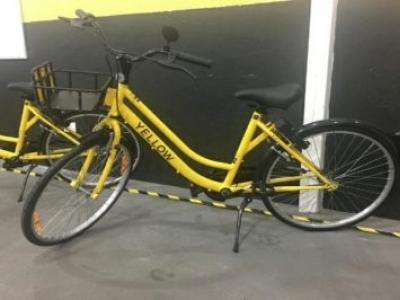 SP tem bike que pode ser deixada em qualquer lugar por R$ 1 a cada 15 minutos