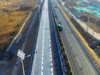 China inicia construção de estradas solares, será este o futuro?